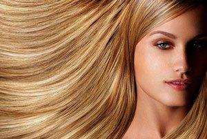 Эффект ламинирования волос