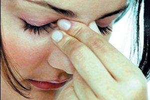 Народное лечение синусита