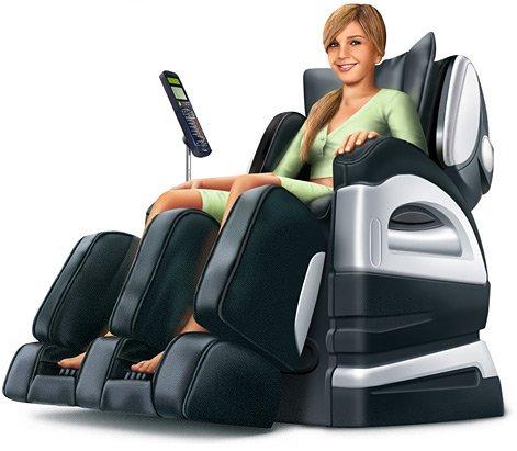 Массажные кресла и массажные столы специалиста, где меньше противопоказаний?