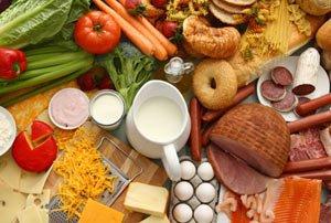 Минералы в питании