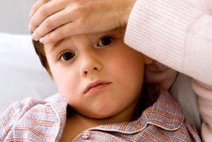 Расстройство кишечника у ребенка