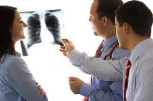 Рентген грудной клетки
