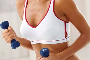 Подтяжка груди без операции