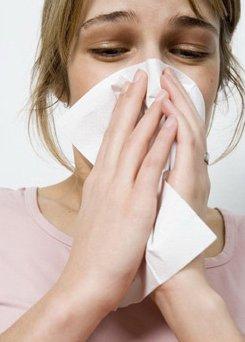 Заболевания носа при простуде