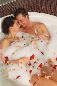 Эротический рассказ «В ванной»*