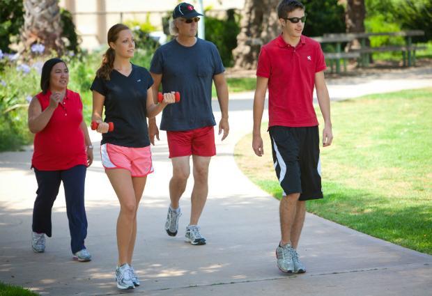 Пешие прогулки помогут снизить риск онкологии