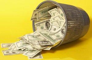 Деньги могут избавить от душевной боли