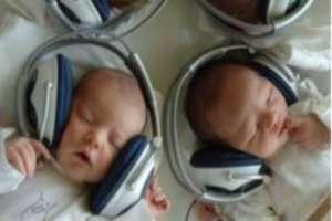 Музыка может облегчить боль у детей