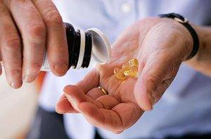 Омега-3 жирные кислоты не помогают при возрастных нарушениях зрения