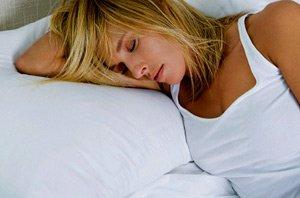 Проблемы со сном приводят к ожирению внутренних органов
