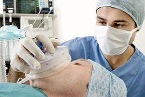 Развитию послеоперационной инфекции способствуют анестезиологи