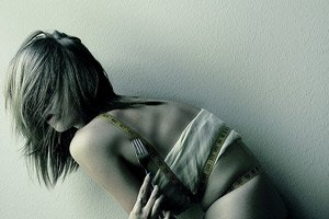 Анорексия грозит утратой зрения