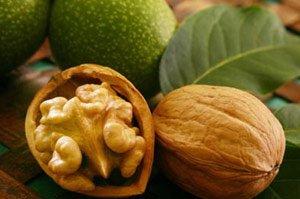 От депрессии защитит грецкий орех