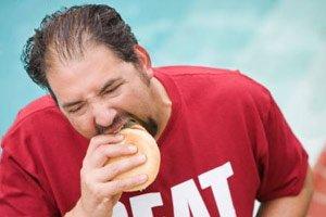Исключение из рациона жирного наносит вред здоровью