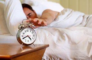 Нехватка сна существенно подрывает здоровье мужчин