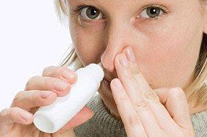 Спрей для носа поможет избавиться от храпа