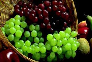 Виноград поможет при сердечных недугах