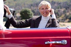 Пожилые женщины чаще всего становятся виновницами аварий