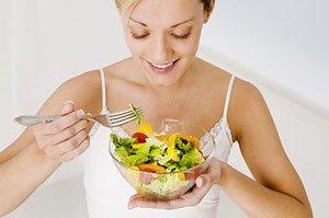 Желание быстро похудеть приводит к еще более выраженной полноте