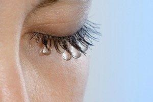 Для улучшения самочувствия необходимо поплакать