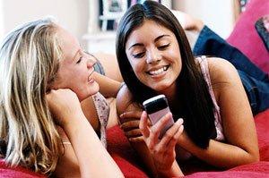 Sms-сообщения учат человека умело врать