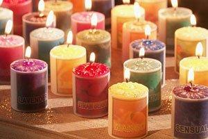 Ароматические свечи могут сделать мужчину импотентом