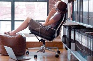 Сидячий образ жизни провоцирует образование жира