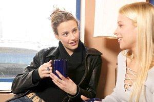 Дружеский разговор не помогает избавиться от переживаний