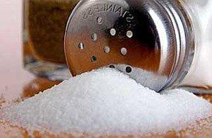 Избыток соли в пище понижает интеллект